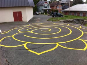 Labyrinth - Vic West School
